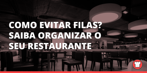 filas no restaurante