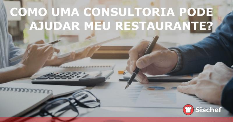 como uma consultoria pode ajudar meu restaurante