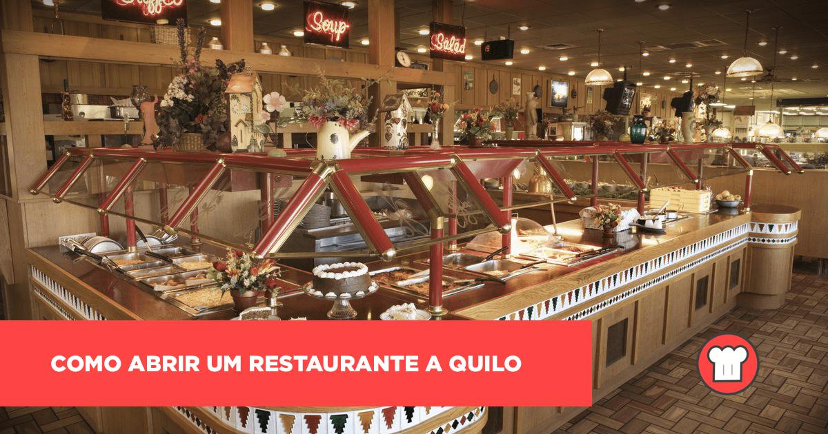 Como abrir um restaurante a quilo self service sischef for Crear restaurante