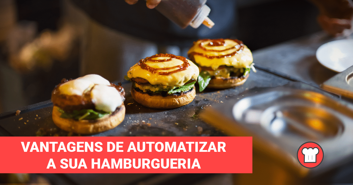 automatizar hamburgueria
