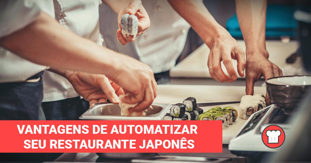 restaurante japonês