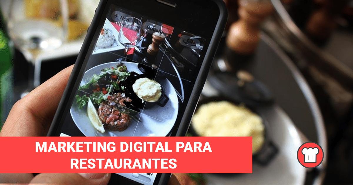 marketing digital para restaurante