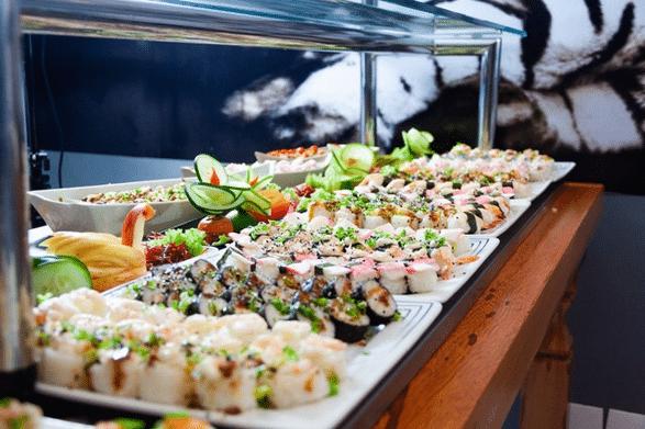 como abrir um restaurante japones