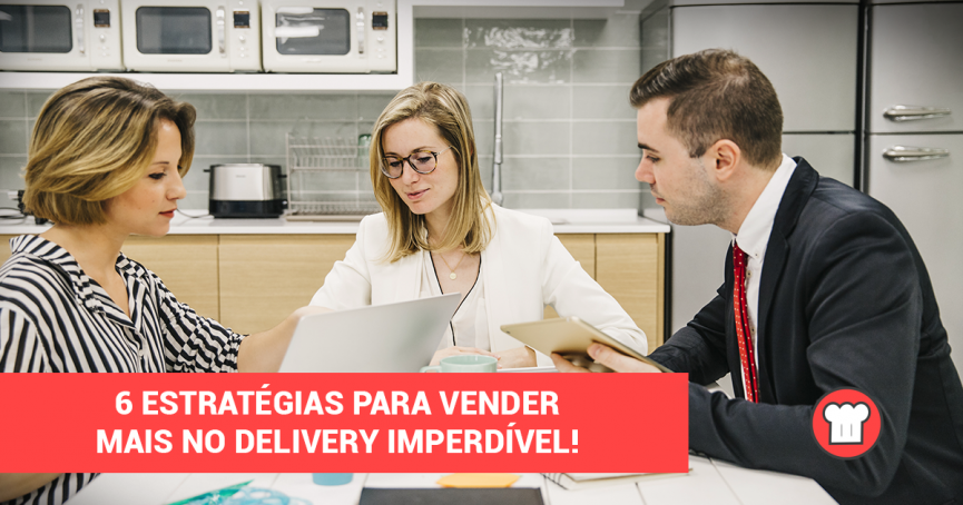 vender mais no delivery