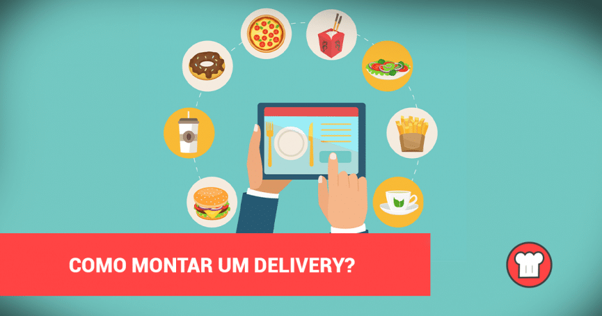 montar sistema delivery